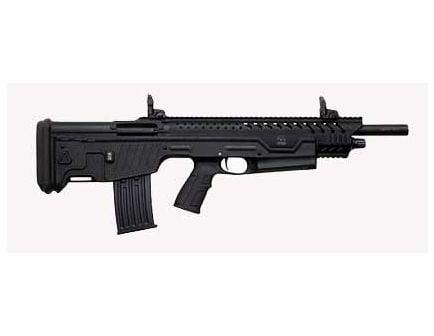 "Charles Daly Bullpup 12 Gauge Shotgun 18.5"" 5rd, Black - 930.195"