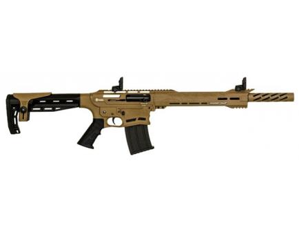 Citadel Boss 25 12 Gauge AR Shotgun 18 inch in fde for sale