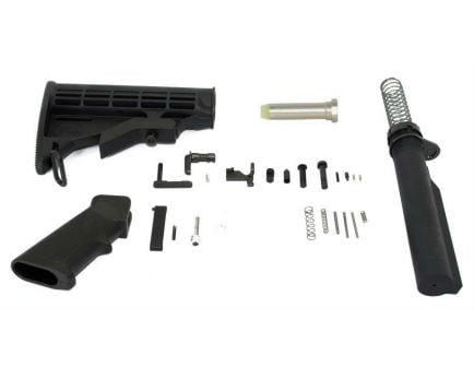 AR-15 lower build kit without fire control group