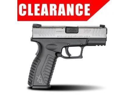 """Springfield Armory Pistol XDM 3.8"""" BiTone .40S&W"""