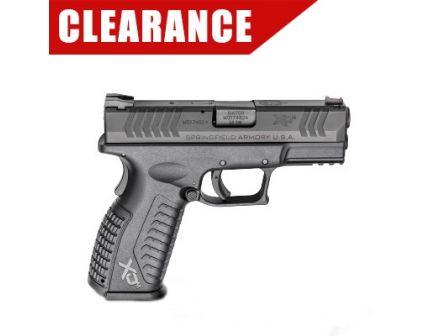 """Springfield Armory XDM 3.8"""" .40S&W Pistol, Black - XDM9384BHCE"""