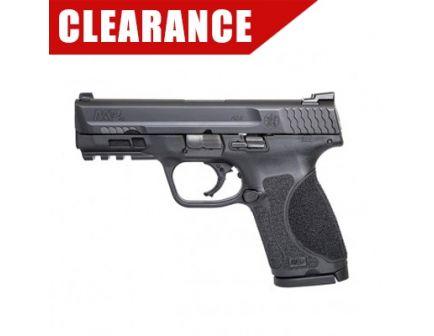 S&W M&P40 M2.0 Compact .40 S&W Pistol, Black - 11684