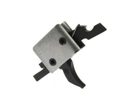 CMC Single Stage Combat Curved AR-15 Match Trigger, Black