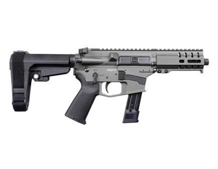 CMMG Banshee 300 9mm Pistol P320, Sniper Grey - 92A17DA-SG