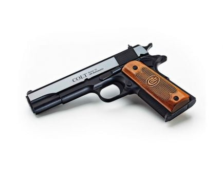 Colt 1911 Government .45 ACP Pistol, Two Tone