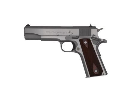 Colt 1911 Government Model .45 ACP Pistol, Stainless