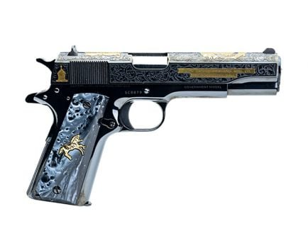 Colt 1911 Government Samuel Colt Edition .45 ACP Pistol