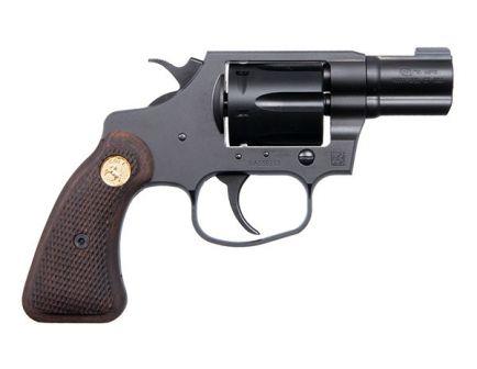 Colt Cobra Special .38 Special Revolver | Black | PSA