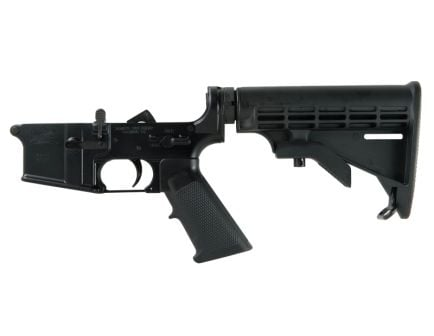 psa ar15 complete classic lower no magazine