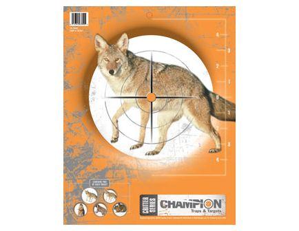 Champion Critter Series Targets (10 PK) 45781