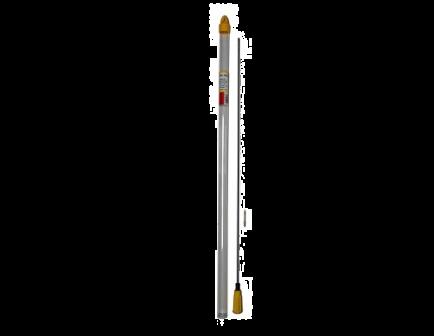"Pro-Shot 41"" Coated Rifle Rod .270 Cal.  CR41-270"