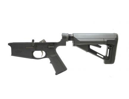 PSA PA-65 6.5 Creedmoor Complete MOE STR EPT Lower Receiver, Black - 516447011