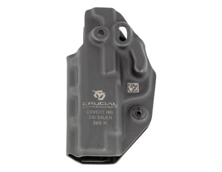 Crucial Concealment Covert Ambidextrous IWB Holster For Sig P365XL