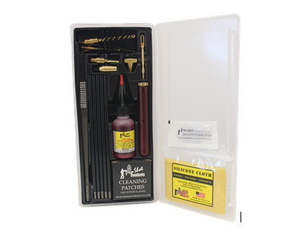 ProShot Black Coated Rods Universal Rod Kit .22-12ga - - CTDUVKIT