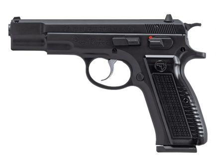 CZ 75B Retro DA/SA 9mm Pistol, Black