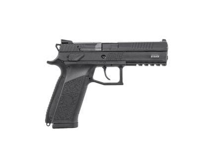 CZ P-09 Duty 9mm Pistol, Black - 91620