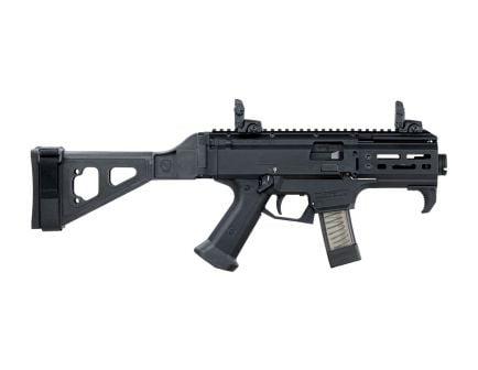 "CZ Scorpion Evo 3 4.2"" 9mm Pistol With Folding Brace, Black"