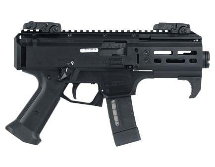 "CZ Scorpion Micro Evo 3 S2 4.5"" 9mm Pistol, Black"