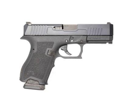 PSA Dagger Compact 9mm Pistol with DLC Slide & Carry Cuts,  Black