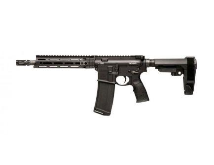 Daniel Defense DDM4 V7 5.56x45mm AR-15 Pistol   Black