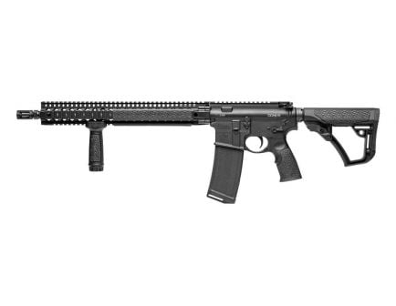 Daniel Defense DDM4 V9 Quad Rail 5.56x45 AR-15 Rifle, Black