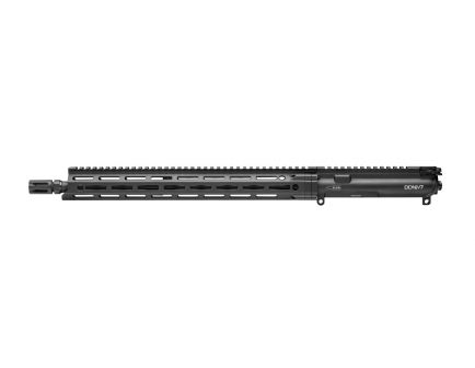 "Daniel Defense DDM4V7 5.56x45mm 16"" Cold Hammer Forged AR-15 Upper Receiver, Black"