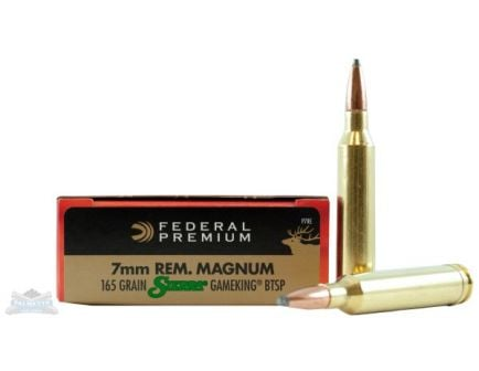 Federal 7mm Remington Magnum Bullets
