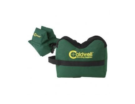 Caldwell DeadShot Boxed Combo (Front & Rear Bag) Unfilled 248885