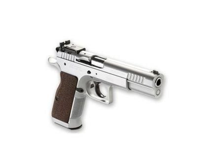 Defiant Limited Pro Large Frame 9mm Pistol, Stainless Steel
