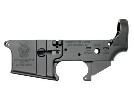 "PSA ""Deplorables-15"" Stripped Lower Receiver"