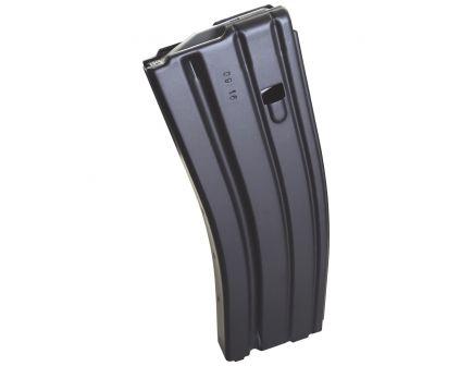 D&H AR-15 .223 / 5.56x45mm 30 Round Black Teflon Magazine - 30-AL-BT-MP-RT