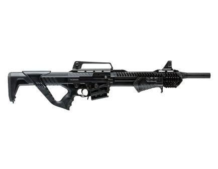 Dickinson Ermonx Semi-Auto Pump Hybrid 12 Gauge Shotgun, Black