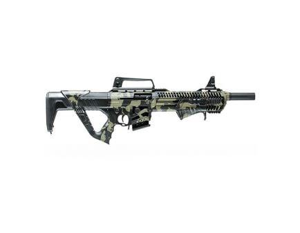 Dickinson Pump Action/Semi Auto 12 Gauge Shotgun, Camo