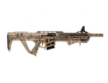 Dickinson XXPA Semi Auto 12 Gauge Shotgun With Breacher, Desert Camo