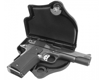DoAll Polycarbonate Locking Firearm Case