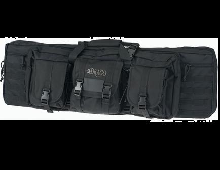 "Drago Gear 36"" Tactical Single Rifle Case DRA12302BL"