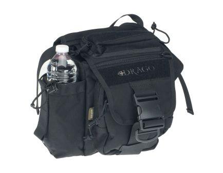 Drago Gear Hiker Shoulder Pack, Black - 15-301BL