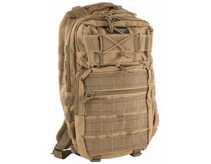 "Drago Gear Ranger Laptop Backpack, 18""x17.5""x12.5"", Tan - 14-309TN"