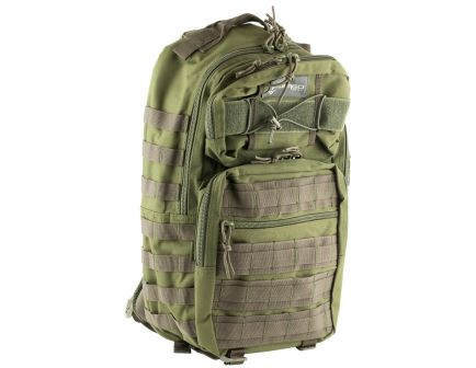 "Drago Gear Ranger Laptop Backpack, 18""x17.5""x12.5"", Green - 14-309GR"