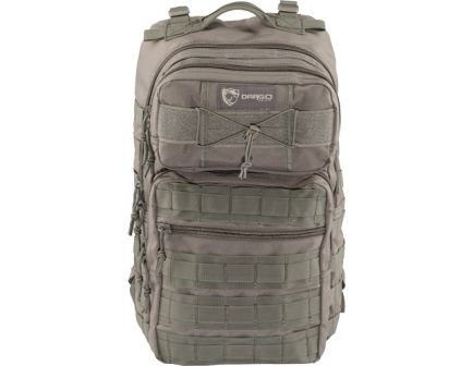 """Drago Gear Ranger Laptop Backpack, 18""""x17.5""""x12.5"""", Seal Gray - 14-309GY"""