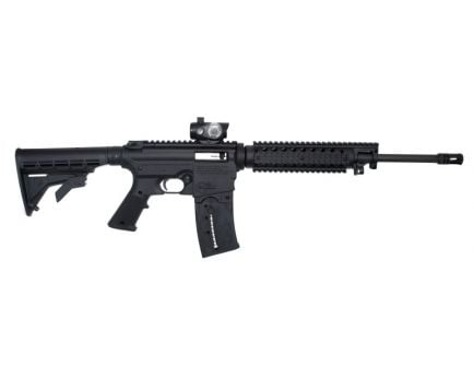 Mossberg 715T Tactical Flat Top Rifle w/ BSA 20mm Illuminated Red Dot Sight 37216