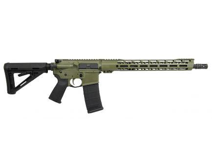 """PSA Custom .300 Blackout, 16"""" Nitride, 15"""" V2 MLOK MOE Rifle"""