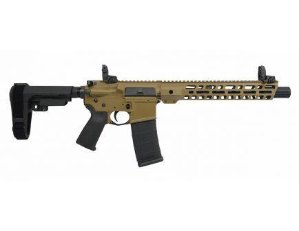 """PSA Custom .300 Blackout, 11.5"""" Nitride, 12"""" V2 Slant Pistol w/MBUS"""