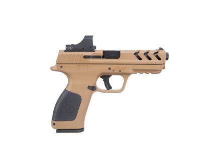 EAA Girsan MC28SA 9mm Pistol With Red Dot, FDE