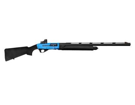 EAA Girsan MC312 Sport Semi-Auto 12 Gauge Shotgun With Red Dot, Blue