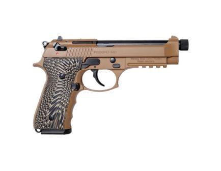 EAA Girsan Regard 9mm Pistol With Threaded Barrel, FDE