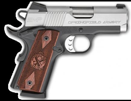"Springfield 1911 EMP 3"" 9MM Enhanced Micro Pistol PI9209LP"
