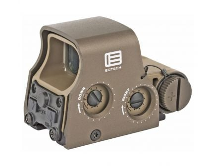 EOTech XPS2 Holographic Sight, Tan