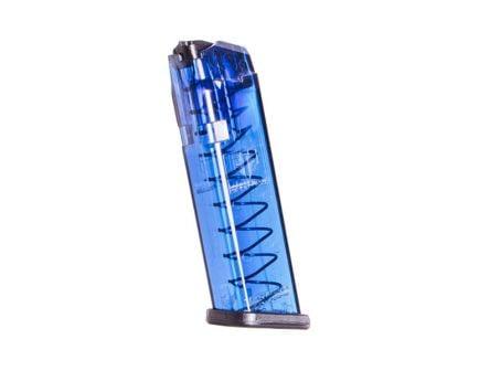 ETS Glock 17 9mm 17 Round Magazine, Blue