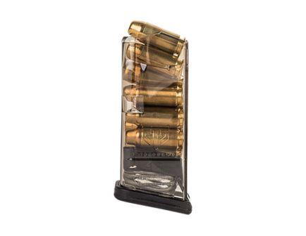ETS Glock 27 .40 S&W 9 Round Magazine, Clear